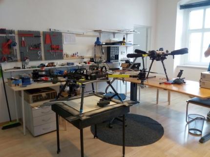2018.04.24. Pilot testing Skyability Siegendorf