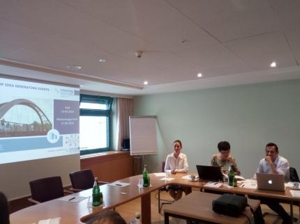 2018.05.15. Partner meeting Eisenstadt