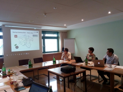 2018.05.15. Partner meeting Eisenstadt