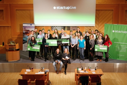 2018.11.23-25. Startup weekend Eisenstadt