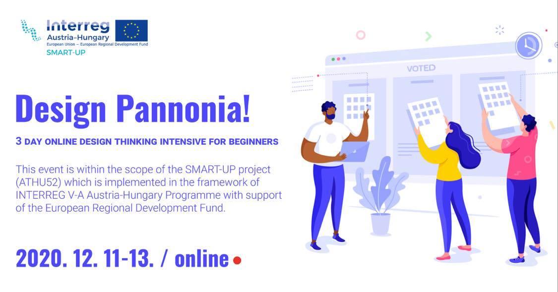 Design Pannonia – Design Thinking Training