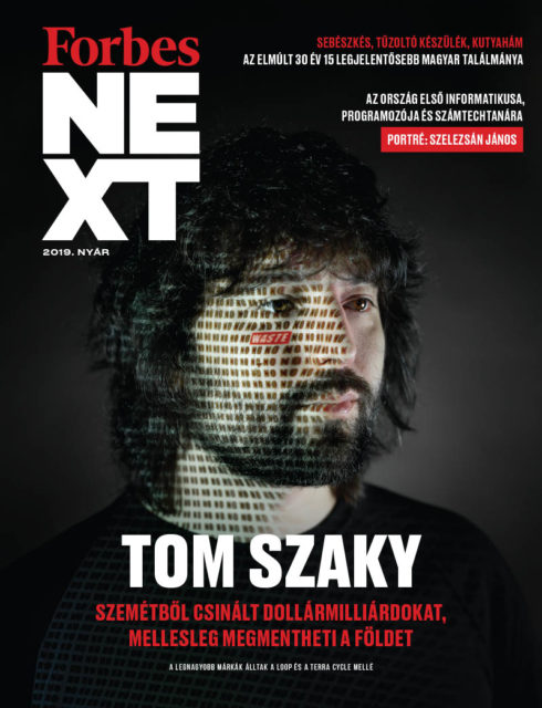 Tom Szaky: a kanadai magyar Amerikában, aki szemétből csinál üzletet